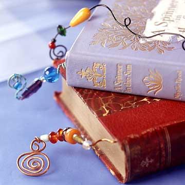 Beaded Bookmark Tutorial