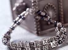Beaded Name Bracelet