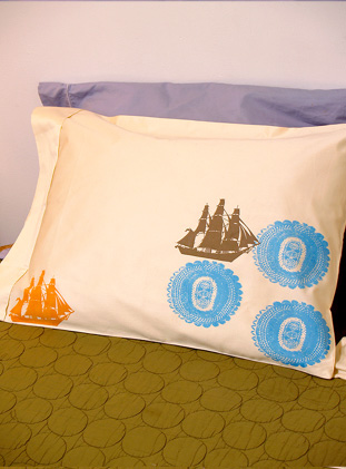 Making Housewife Pillow Cases Instructions