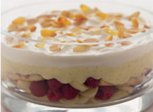 Traditional Raspberry Trifle Recipe