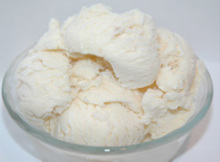 Vanilla Ice Cream (6 servings)