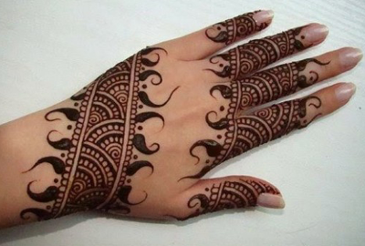What Do the Mehndi Designs Mean