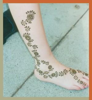 mehndi-ankle_design