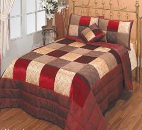 throwover bedspread