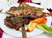 Ginger Lamb Chops
