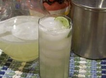 Honey Limeade Recipe