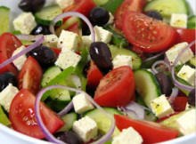 How to Make Greek Salad Recipe