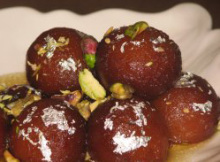 How to Make Perfect Gulab Jamun