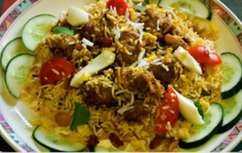 Hyderabadi Mutton Biryani Recipe