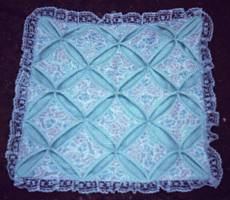 Patchwork Cushion Tutorial