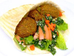 chickpea falafel recipe