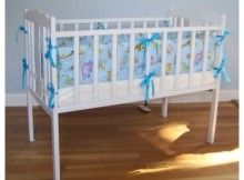 Make Your Own Baby Crib Bumpers