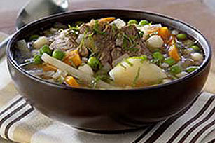 Meat & Vegi Soup