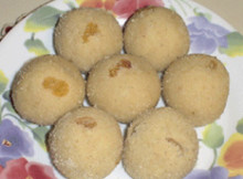 How to Make Soji Ladoo