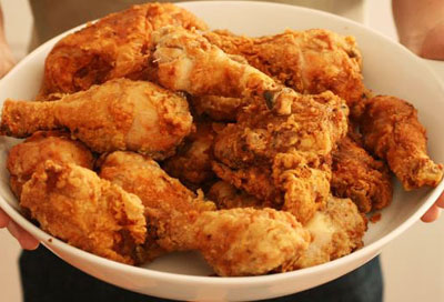 Fried Chicken Urdu Recipe