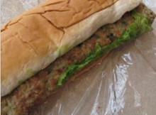 Bun Kebab