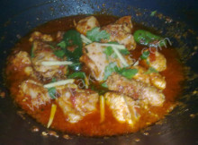 Spicy Chicken Karahi