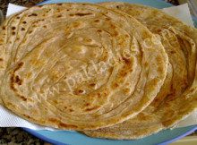 How to Make Lacha Paratha