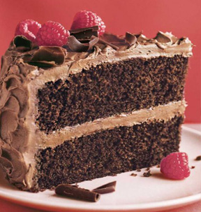 how to make easy chocolate cake recipe