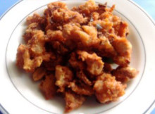 Chicken Bhajia