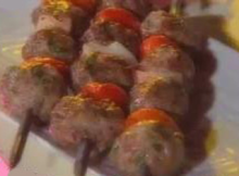 How to Make Kofta Kebabs
