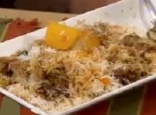 mutton biryani recipe
