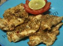 chicken tawa kebab recipe