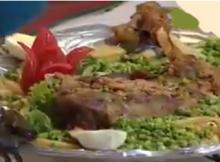 Spicy Lamb Leg Roast Recipe