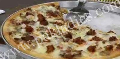 tandoori pizza