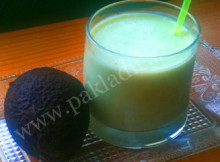 How to Make Avocado Milkshake