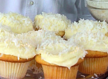 Yummy Coconut Cupcakes