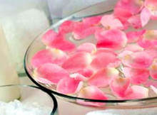 Medicated Rose Water