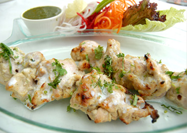 How to Make Murgh Malai Tikka