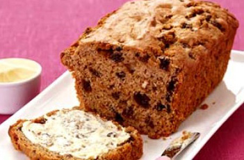 Low Fat Dry Fruit Cake