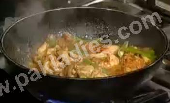 Chicken Balochi Karahi