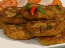 Chicken Daal Kabab
