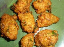 Crunchy-Pakoras