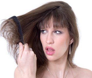 Dry Hair and Split Ends Cure by Dr Khuram Mushir - Dry-Hair-and-Split-Ends