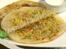 How to Make Anda Paratha