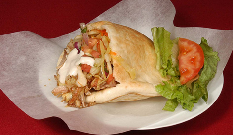How to Make Spicy Chicken Shawarma