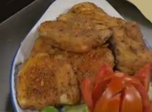 Spicy Pan Fried Fish