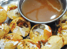 sweet and sour gol gappay
