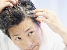 Home Remedies to Stop Premature Graying of Hair