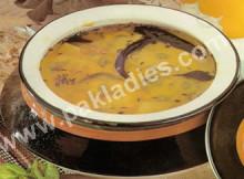 Kachi Kadhi Recipe