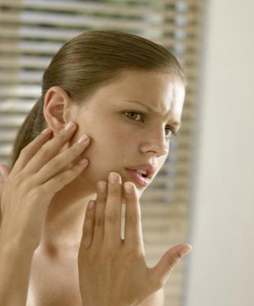 Get Rid Red Spots after Pimples