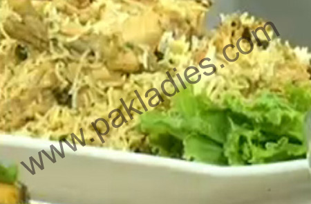 How to Make Kashmiri Biryani