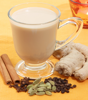Ginger Masala Tea Recipe