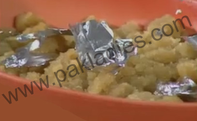 How to Make Atte Ka Halwa