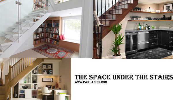 The Space Under the Stairs