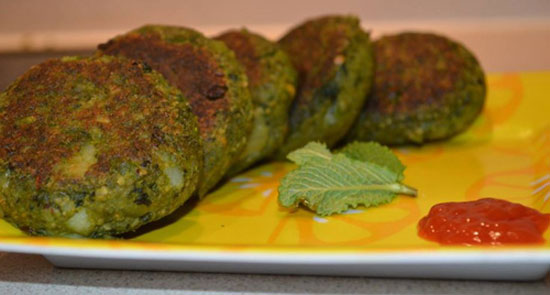 Vegetables Kabab Recipe